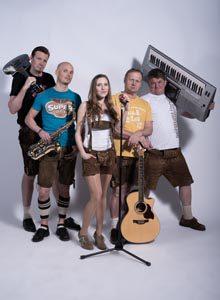 Band-modern-klein