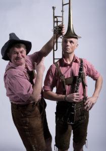 Voigas Oktoberfest Band - Trumped-Hat